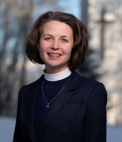 The Rev. Catherine Amy Kropp