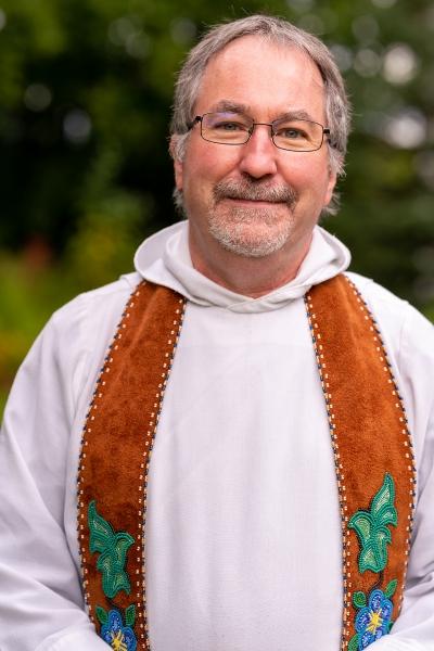 The Rev. Michael Burke